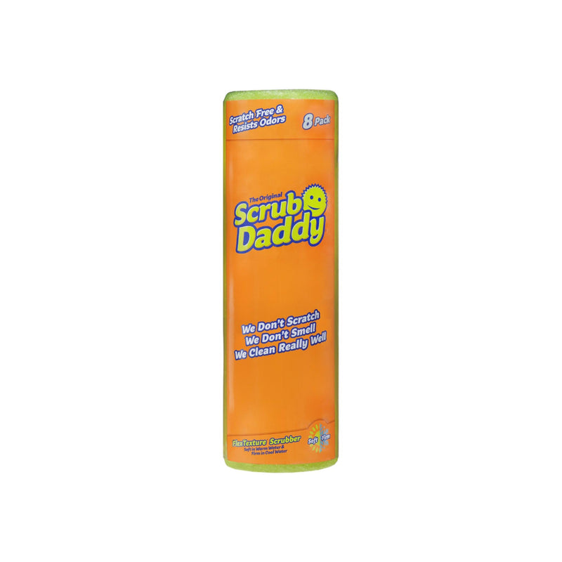 The Original Scrub Daddy 8 Count Roll