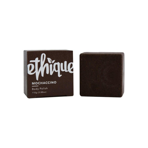 Ethique Eco-Friendly Body Polish, Mochaccino 3.88 oz [859355007208]
