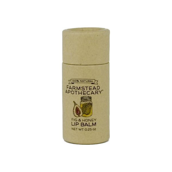 Farmstead Apothecary Fig & Honey Lip Balm