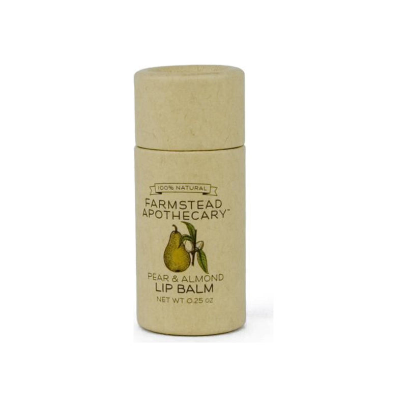 Farmstead Apothecary Pear & Almond Lip Balm