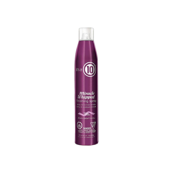 it's a 10 Miracle Whipped Finishing Spray 10 oz [898571000792]