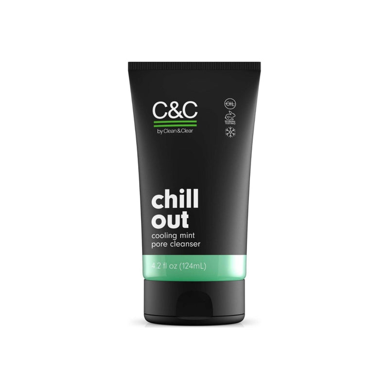 C&C by Clean & Clear Chill Out Cooling Mint Pore Cleanser