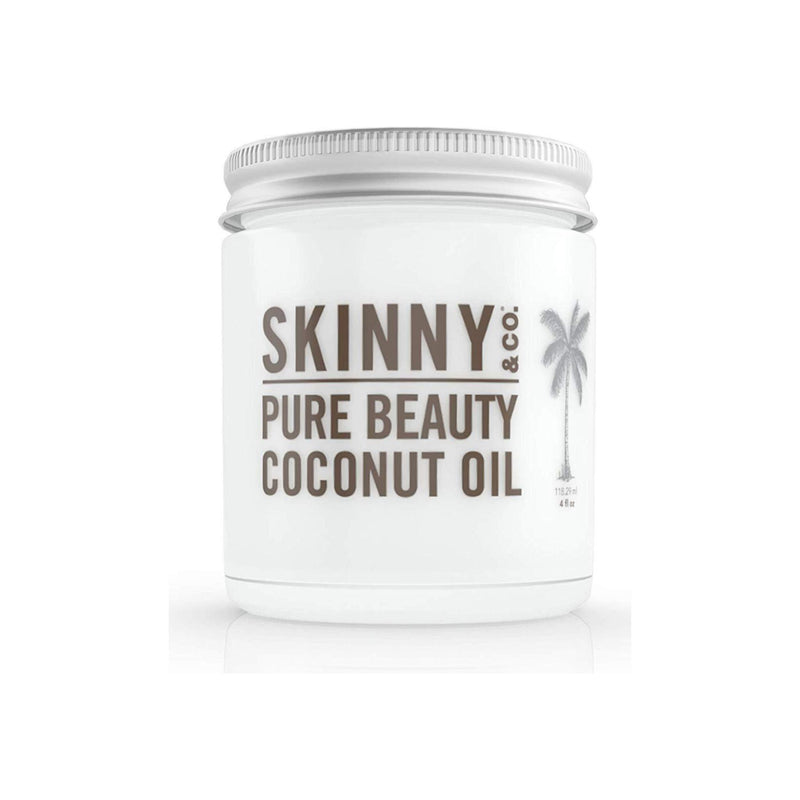 SKINNY & CO. Pure Beauty Coconut Oil