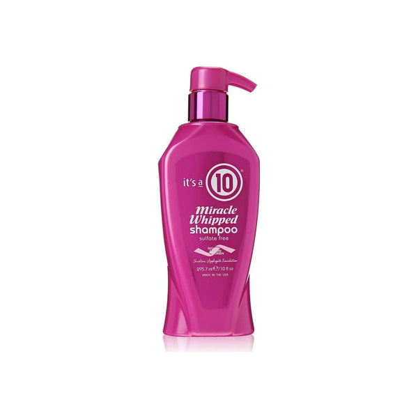 it's a 10 Miracle Whipped Shampoo 10 oz [898571000808]