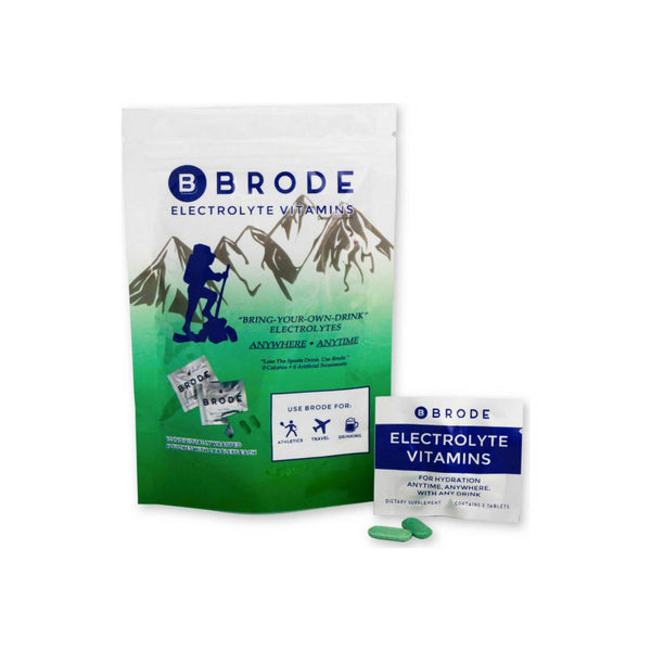 Brode Electrolyte Vitamin