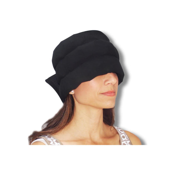 Headache Hat  The Original Headache Hat Wearable ice pack - L/XL size 1 ea [853381005016]