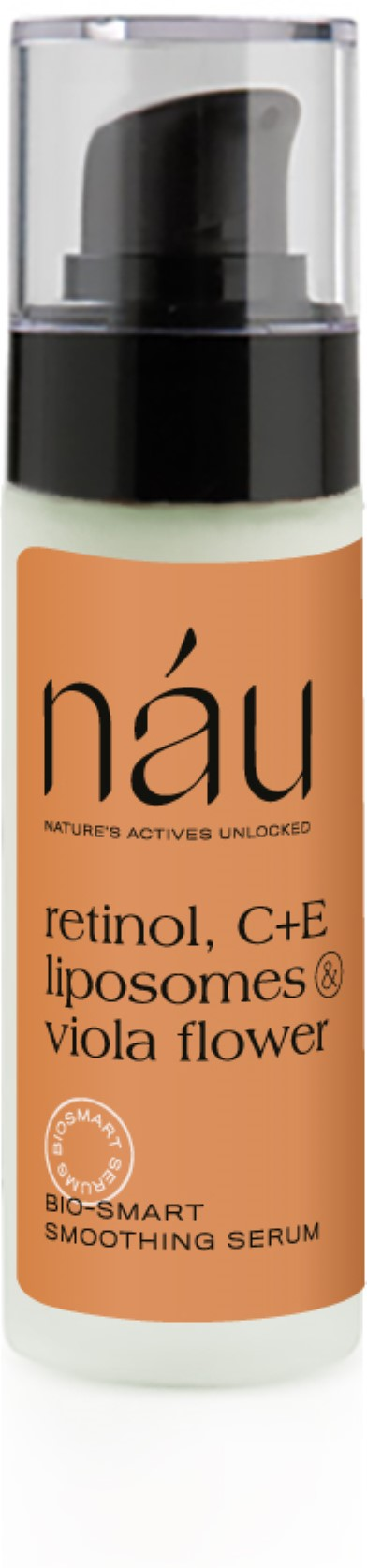 nau Bio-smart Smoothing Serum
