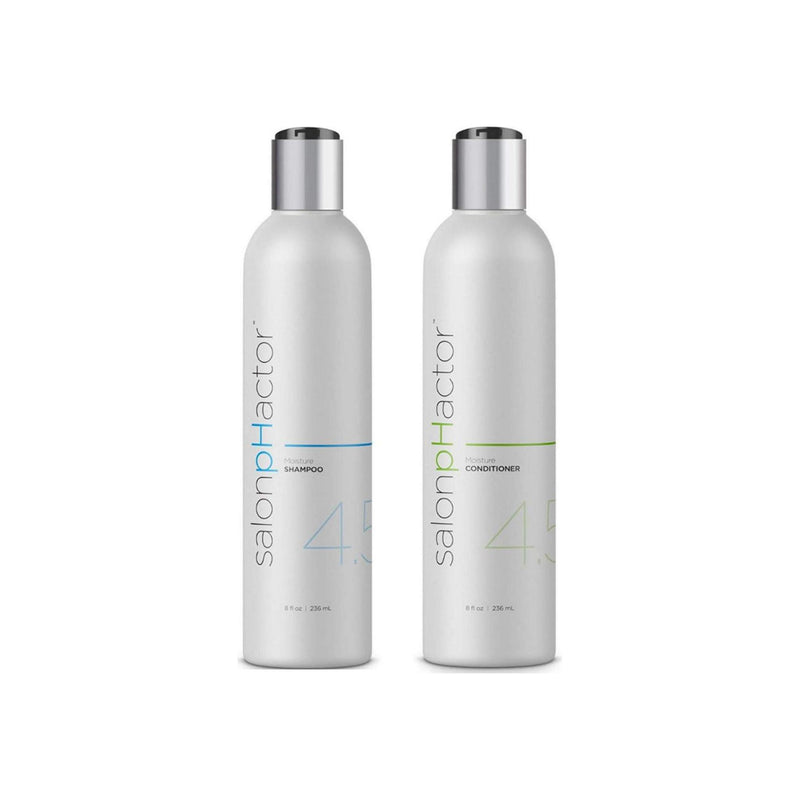 Salon pHactor Sulfate Free Shampoo and Conditioner Set  1 ea [191567087686]