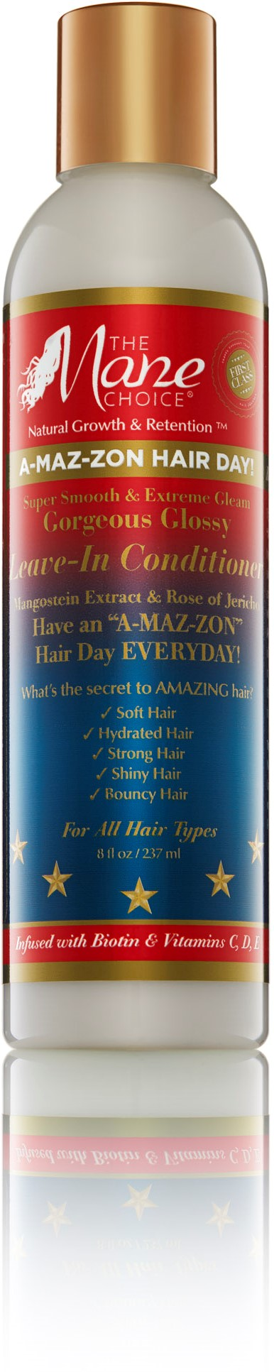 The Mane Choice A-Maz-Zon Hair Day Gorgeous Gloss Leave In Conditioner