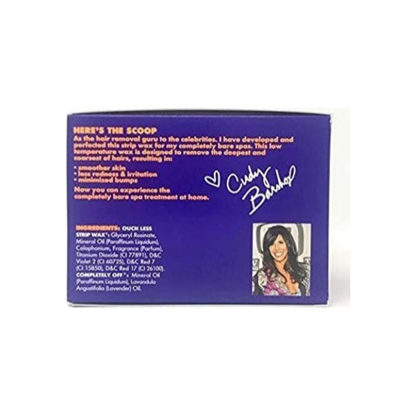 Completely Bare Salon Quality Bikini & Body Wax Kit