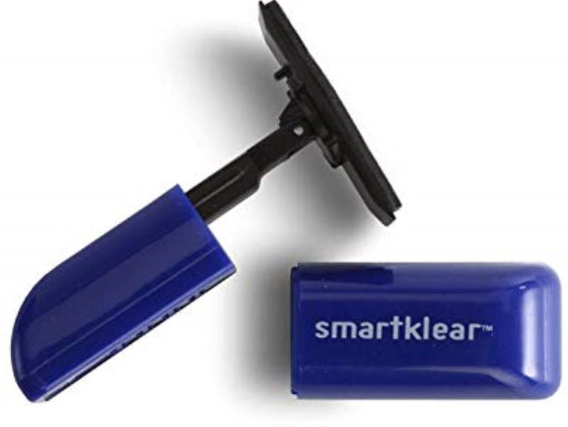 CarbonKlean SmartKlear, Blue injected