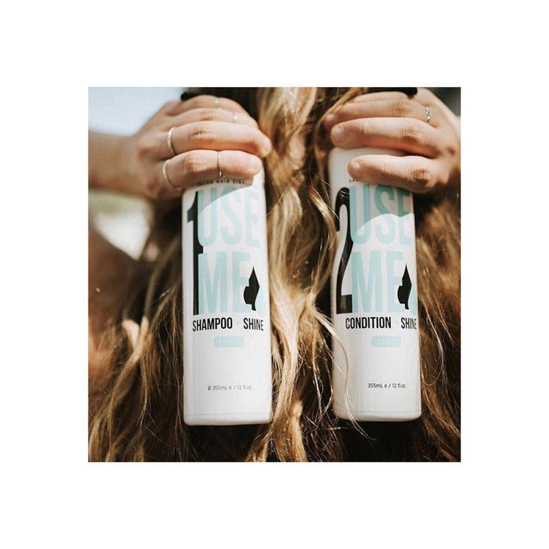 Use Me Hair Shampoo and Conditioner Shine Set