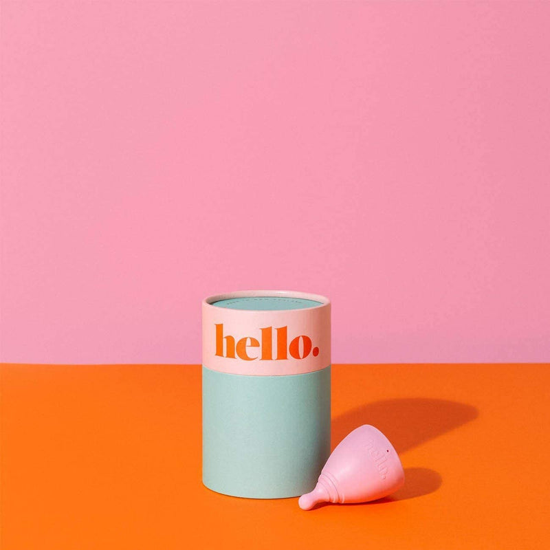 Hello Cup in Blush, Large
