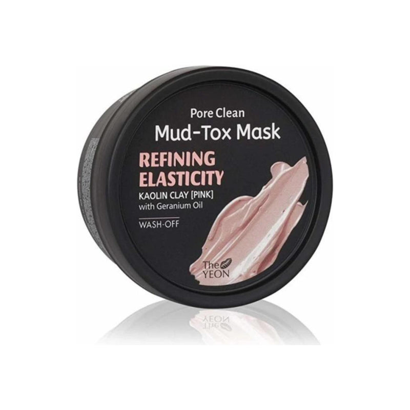 The Yeon Refining Elasticity Pore Clean Pink Mud Tox Mask
