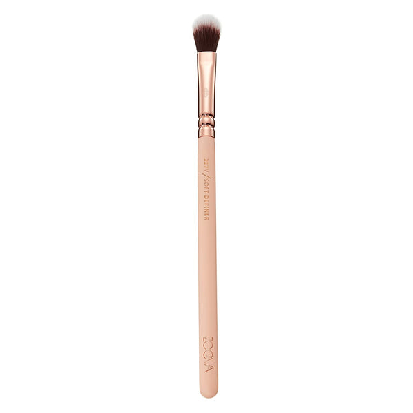 ZOEVA 227v Luxe Soft Definer Rose Golden Vol. 2 Makeup Brush