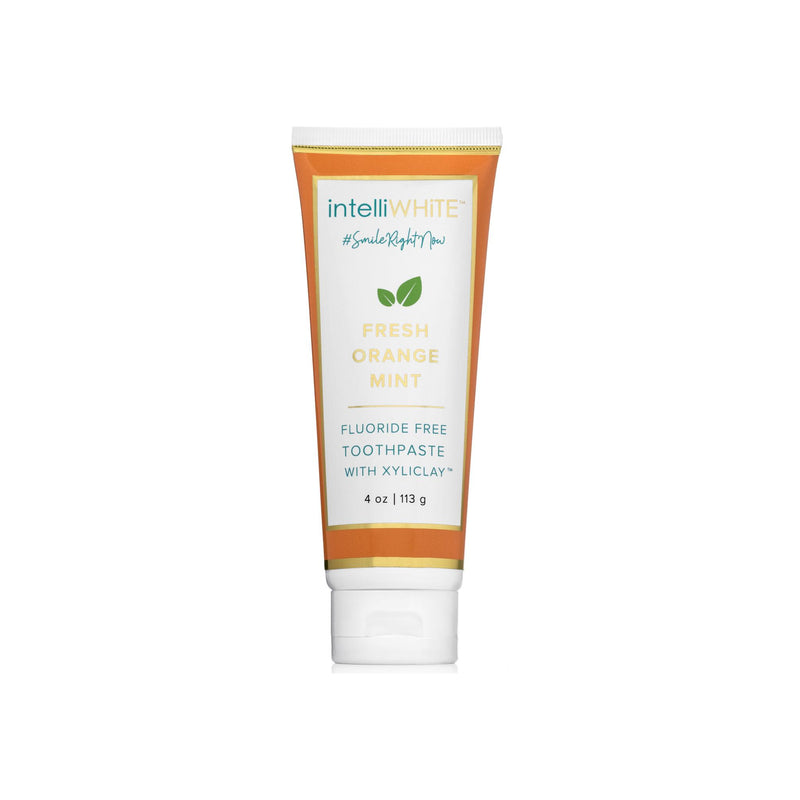 intelliWHiTE Orange Mint Naturally Crafted Toothpaste