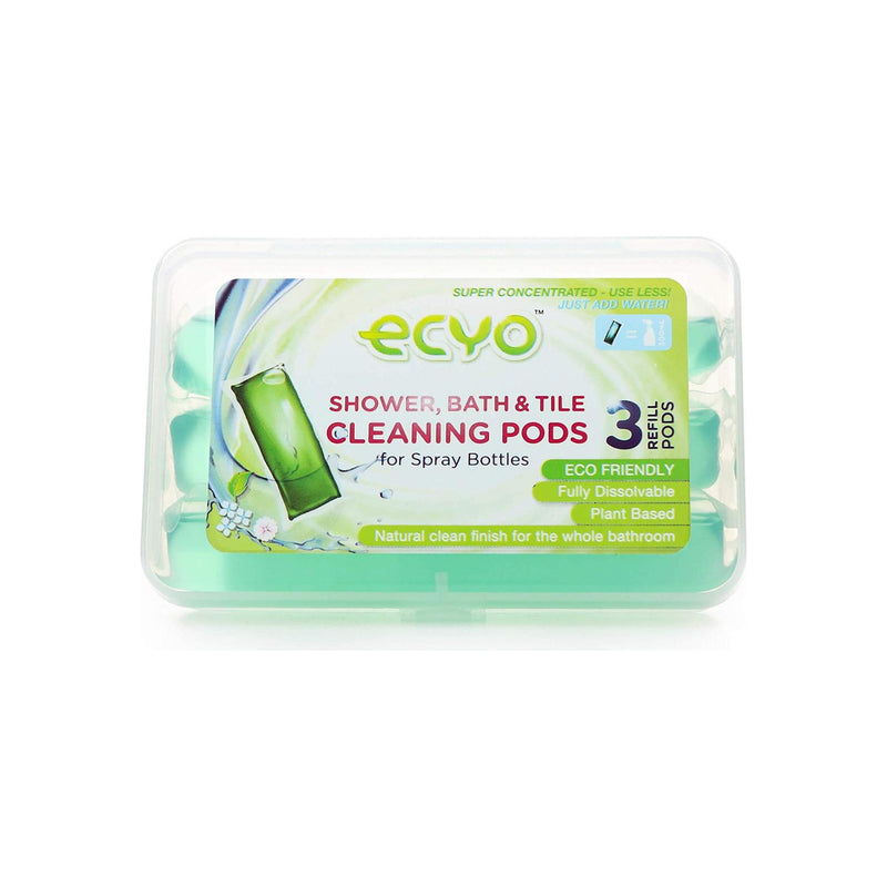 Ecyo Shower, Bath and Tile Cleaning Pods