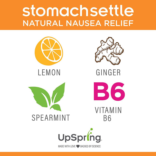 UpSpring Stomach Settle Drops | 28 Ct