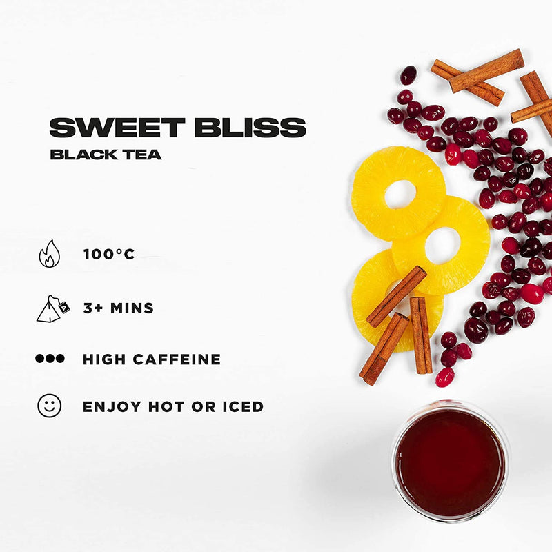 OFFBLAK Chill Out | Sweet Bliss Red Berries & Cinnamon Black Tea