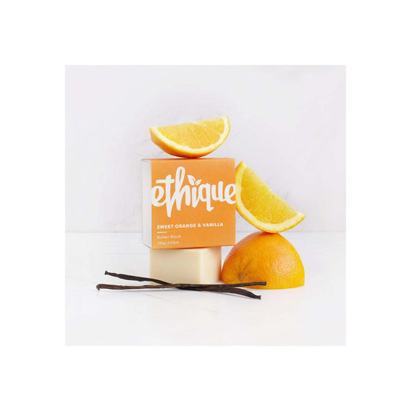 Ethique Sweet Orange Eco-Friendly Butter Block
