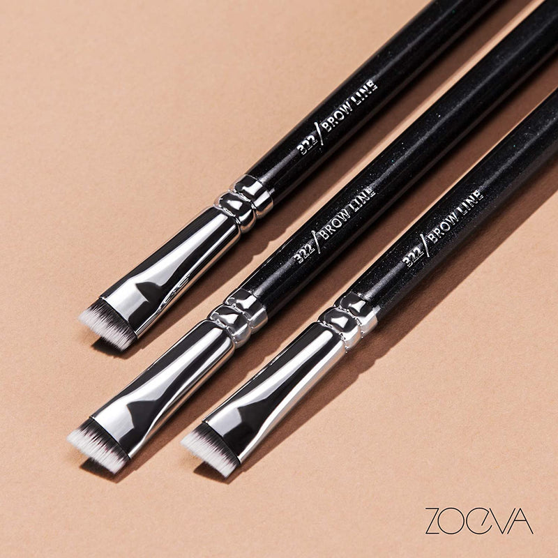 ZOEVA 322 Brow Line Makeup Brush