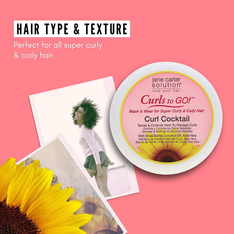 Jane Carter Solution Curls To Go Conditioning Trio Bundle