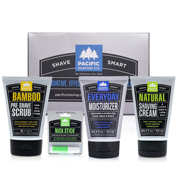 Pacific Shaving Company Shave Regimen Gift Box Set