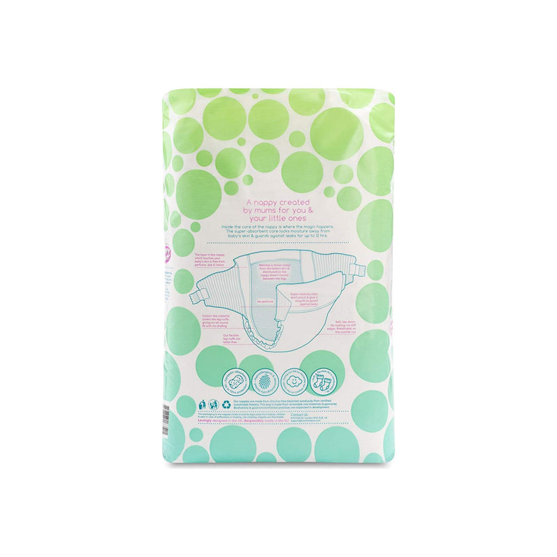 Mum & You Size 4 Nappychat Eco Friendly Diapers