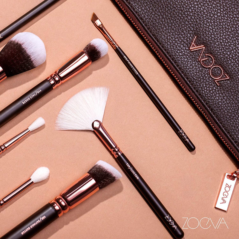 ZOEVA Rose Golden Complete Makeup Brush Set, Vol. 1