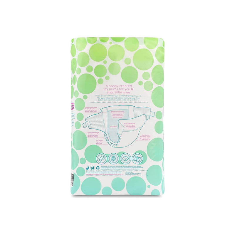 Mum & You Size 5 Nappychat Eco Friendly Diapers