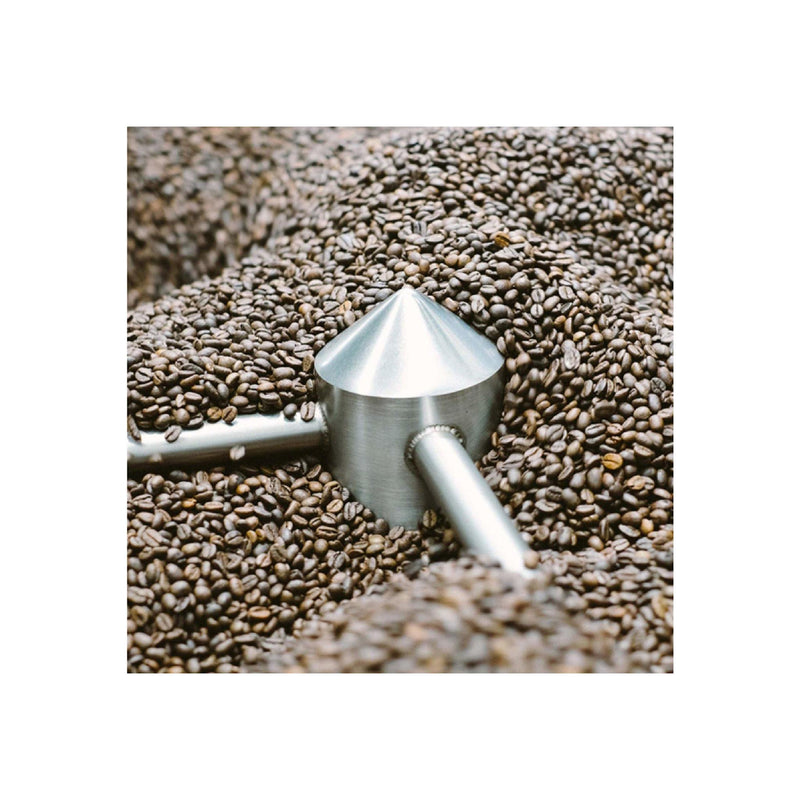 For Five Coffee Roasters Tanzania Peaberry Whole Bean Medium Roast