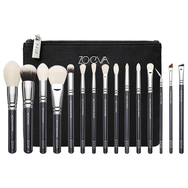 ZOEVA Luxe Complete Makeup Brush Set