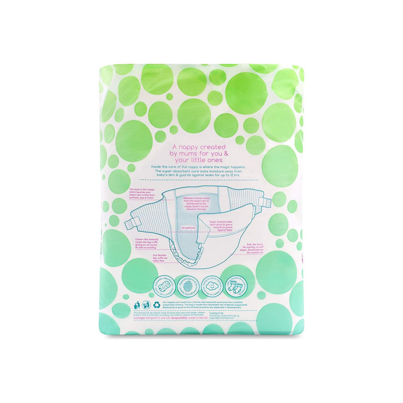 Mum & You Size 2 Nappychat Eco Friendly Diapers