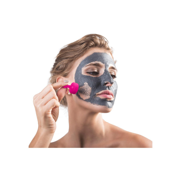Biovène Charcoal Magnet Mask in Jar,3 oz, Anti Aging and Rejuvenating Iron Magnetic Particle Charcoal Magnetic Face Mask
