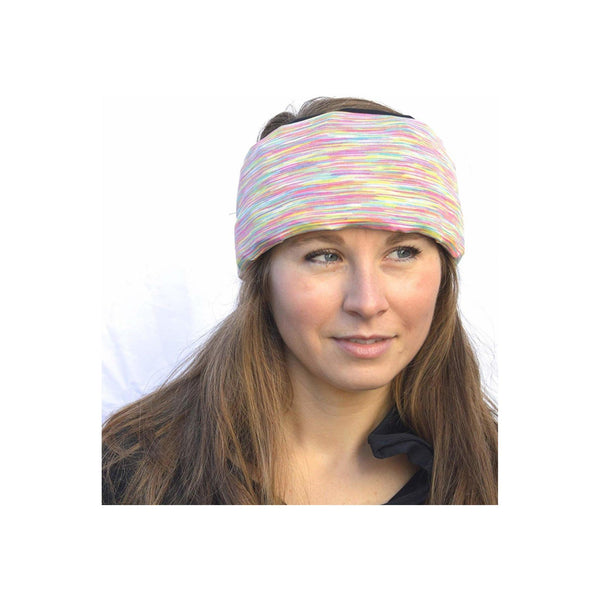 Headache Hat- GO (Space Dye) Ice Pack for Migraine Headaches and Tension Relief