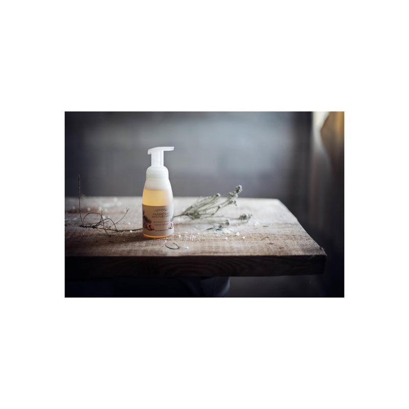 Farmstead Apothecary Raspberry Almond Foaming Hand Soap