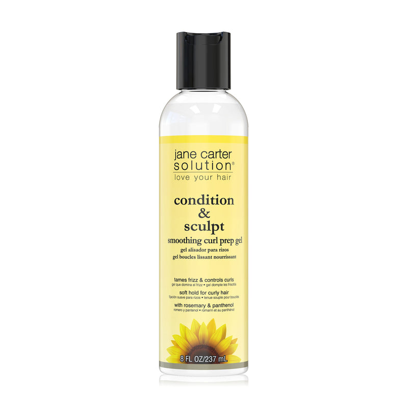 Jane Carter Solution Condition & Sculpt Smoothing Curl Prep Gel