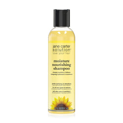Jane Carter Solution Moisture Nourishing Shampoo (8oz) - No Buildup, Non-Drying, Gentle Cleanser, 1each