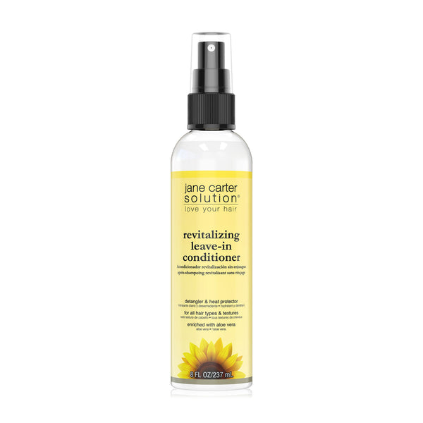 Jane Carter Solution Revitalizing Leave-In Conditioner Spray (8oz) - Moisturizing, Heat Protectant, Reduce Frizz - 1each