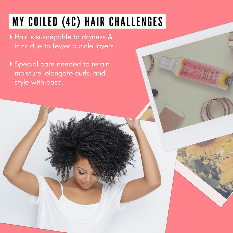 Jane Carter Solution Curls to Go Coiling all Curls Elongating Gel