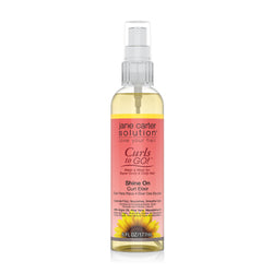 Jane Carter Solution Curls to Go Shine On Curl Elixir (6oz) - Nourishing, Reduce Frizz, 1each