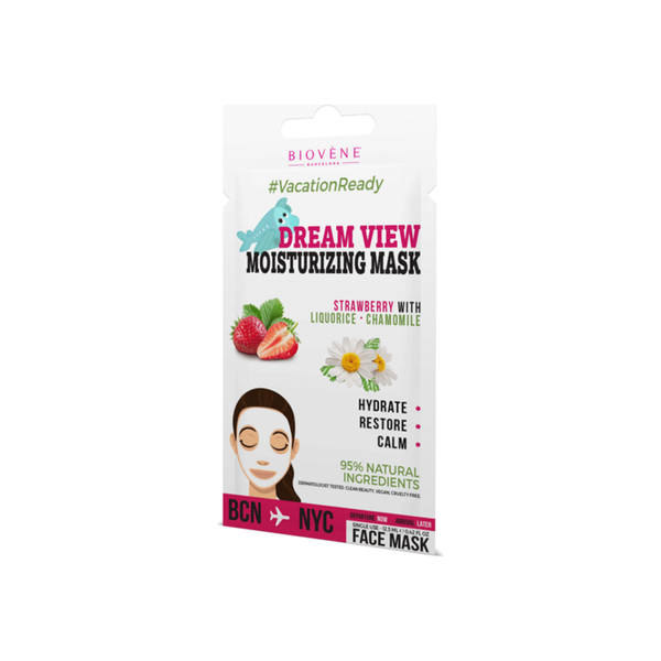 Biovène Dream View, Moisturizing Mask 0.42 oz