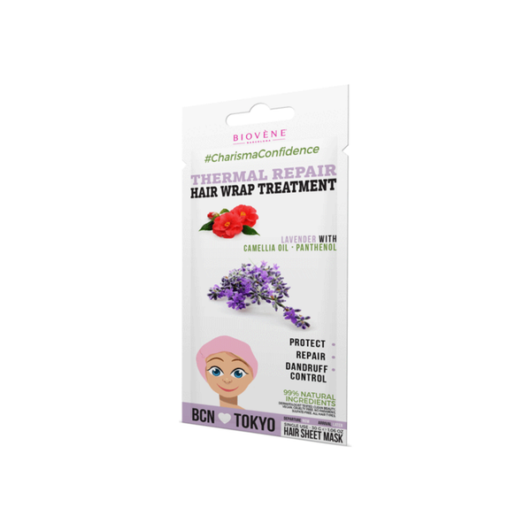 Biovène Thermal Repair Hair Wrap Treatment