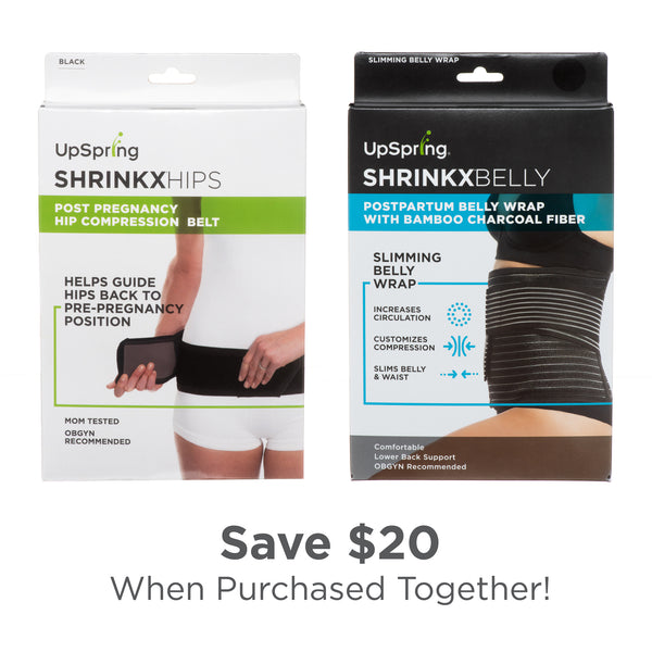 UpSpring Shrinkx Belly & Shrinkx Hips Pack - 1 ea