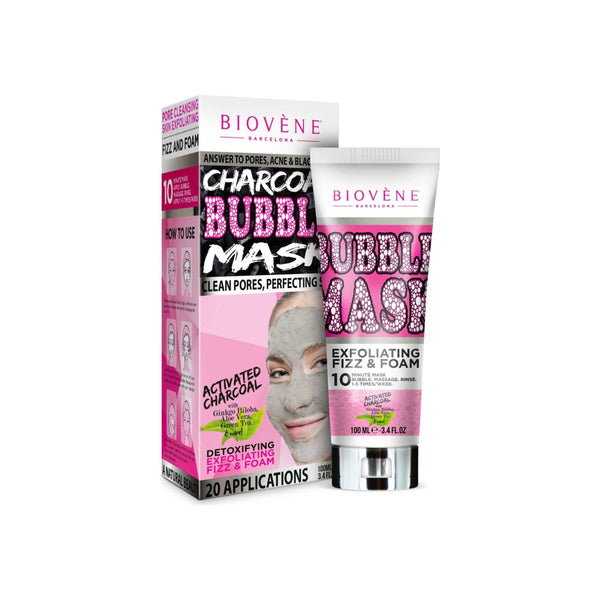 Biovène Charcoal Bubble Mask Tube