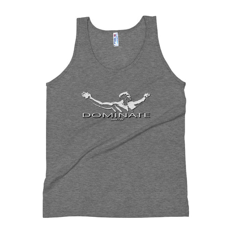 Arnold Dominate Unisex Tank Top