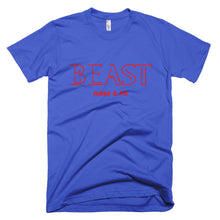 Load image into Gallery viewer, Beast Short-Sleeve T-Shirt