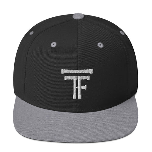 Inked and Fit Logo Flat Brim
