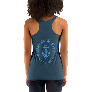 """Shut Up and Train!"" Women's Racerback Tank"