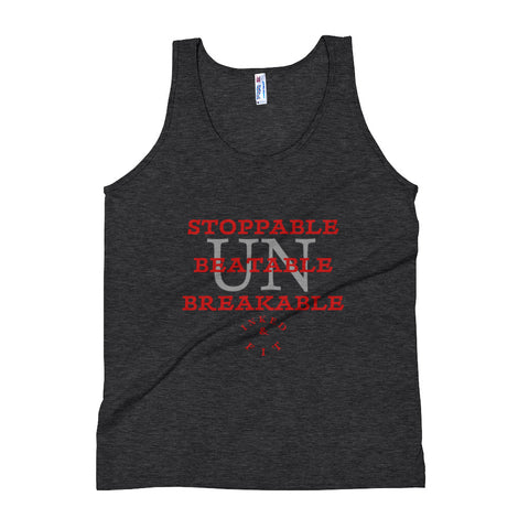 Unbreakable Unisex Tank Top